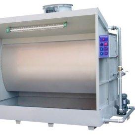 水帘柜生产厂家,水帘机,支持喷漆房厂家定制