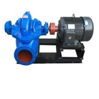 SH型單級雙吸中開式離心清水泵