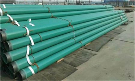大口径电缆涂塑钢管 大口径煤矿用内外涂塑复合钢管 内外涂塑给水钢管定制 给排水用涂塑钢管供应