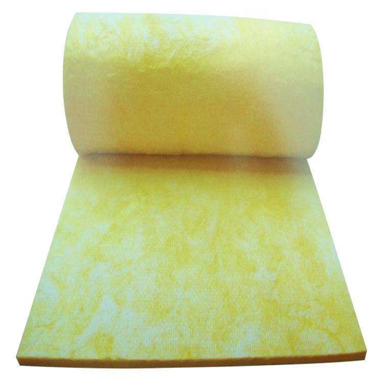 玻璃棉毡 超细玻璃棉卷毡 长期供应