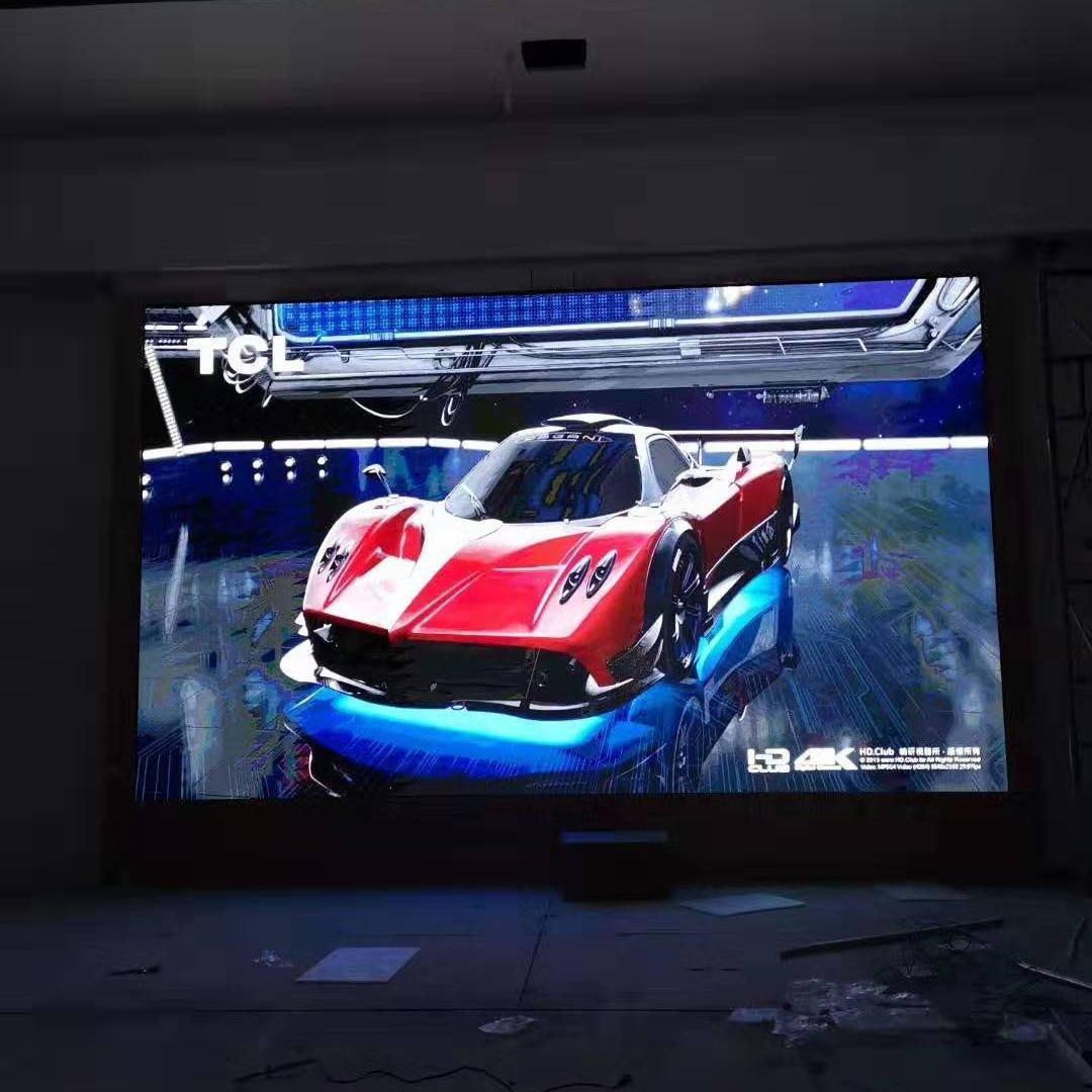 高清led電子屏 室內led大屏幕 會議室高清電子屏 婚慶led背景屏 p2.5定制led顯示屏