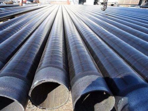 3pe保溫防腐鋼管,預制3pe防腐天然氣管道,纏繞式3pe防腐鋼管-河北天元集團