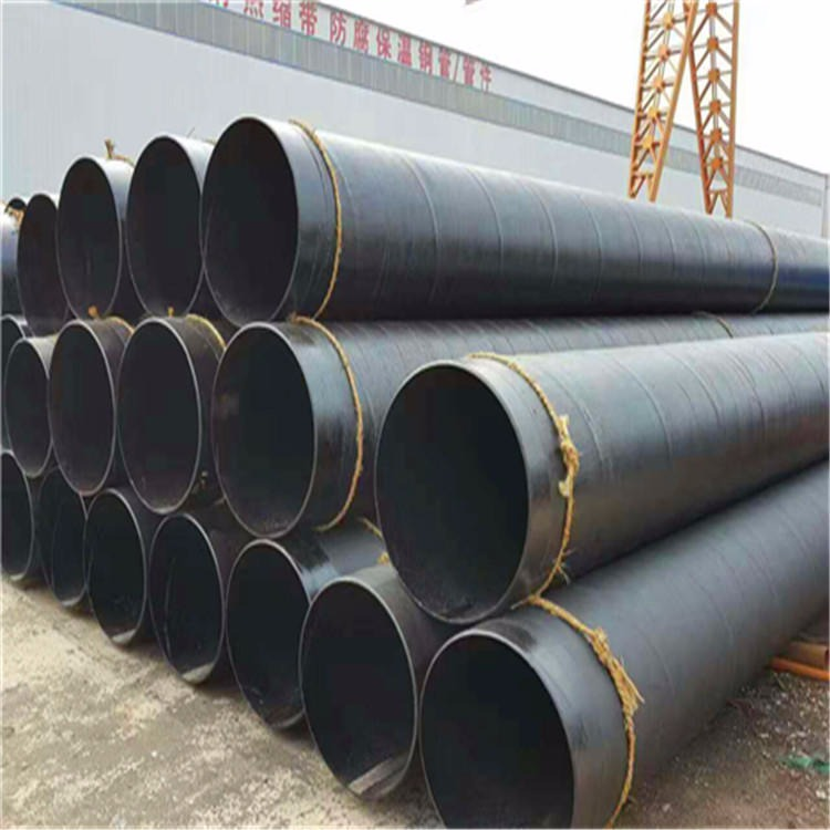 龙都直销内外防腐钢管 环氧煤沥青防腐管厂家直销 现货供应 样品可定制