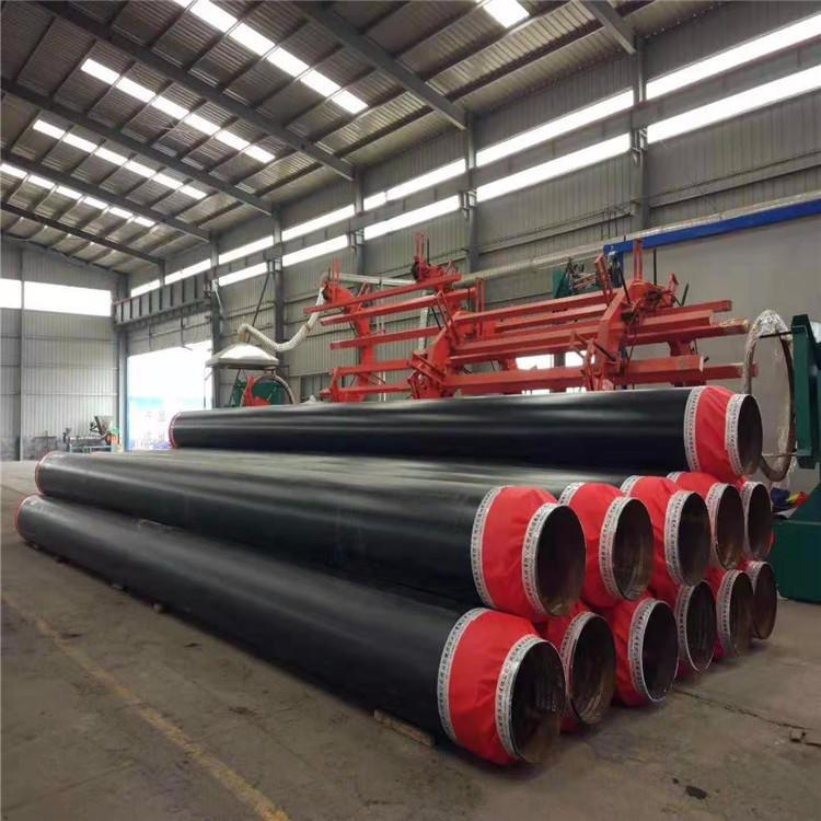 聚氨酯預制直埋保溫管匯都直銷 預制熱力管道保溫管價格