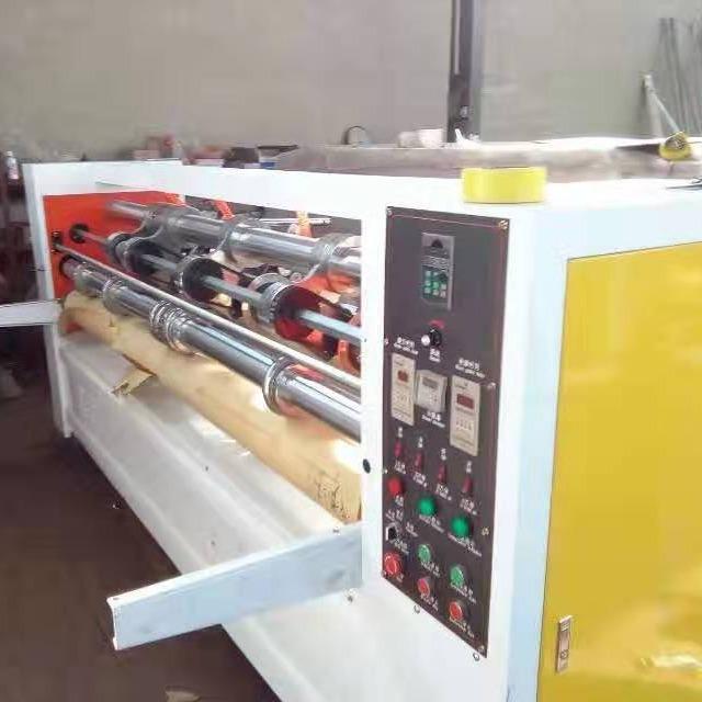 紙箱機械 包裝設備 薄刀分紙機 分紙壓痕機 分切機 分紙機 紙板壓線機 分紙壓線壓痕機 闊達機械 廠家直銷 薄刀機