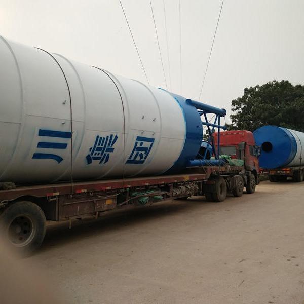平頂山100噸水泥倉80噸水泥罐卓昊供應