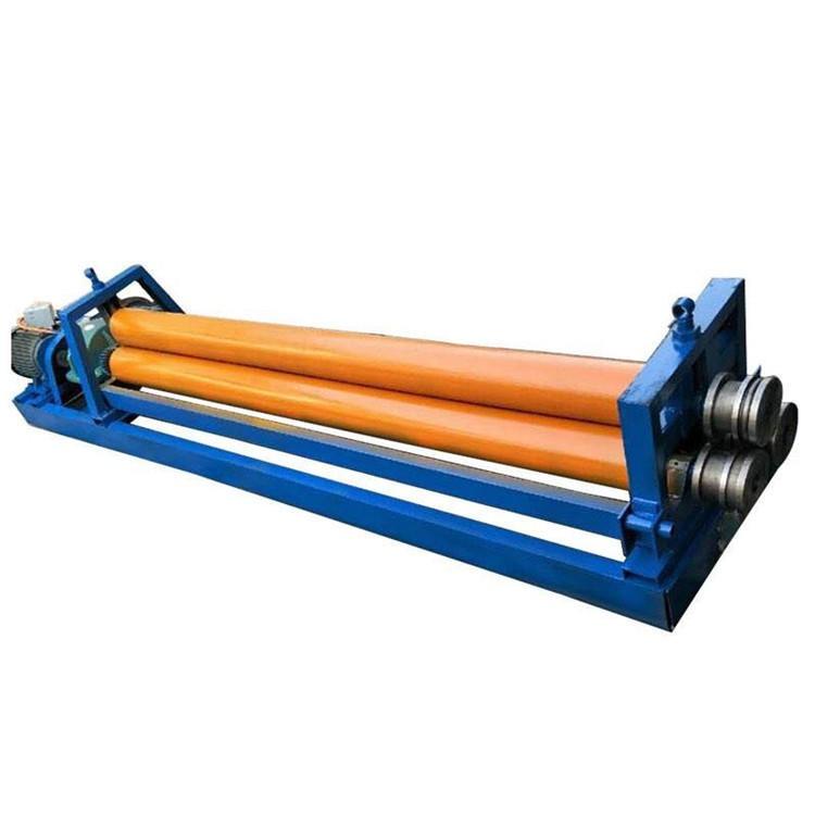 侑軒機械供應卷板機半自動機械卷板機 小型實心輥三輥卷板機 卷圓卷板機卷筒機 液壓卷板機卷板機