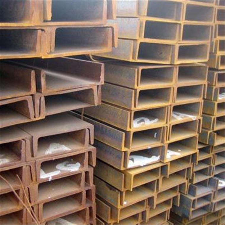 廠價直銷 Q345槽鋼 熱軋槽鋼 山東天江鋼鐵現貨齊全 質量保證