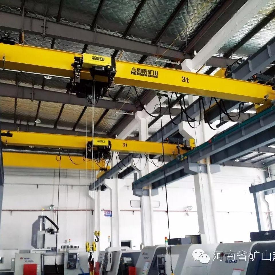 歐式起重機  歐式單梁橋式  新型單雙梁起重機 20噸歐式單梁起重機 10T行吊 廠家直銷 5T行車