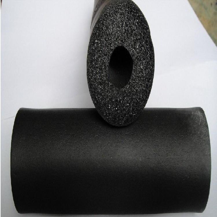 源頭廠家 河北神州華章牌 橡塑保溫管 管道保溫材料