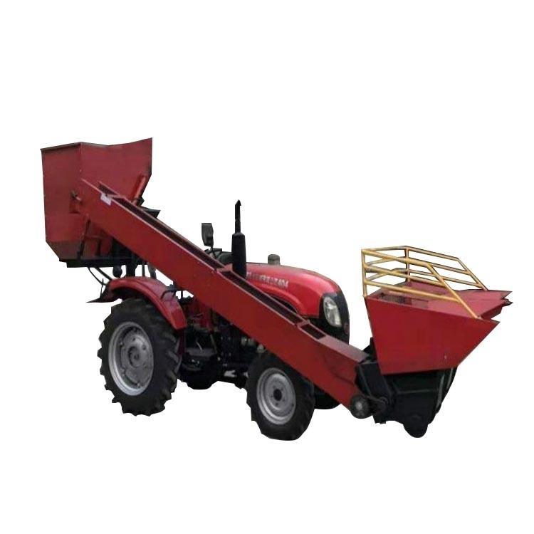熱銷玉米秸稈青儲機 大剪刀高產量玉米秸稈青儲機