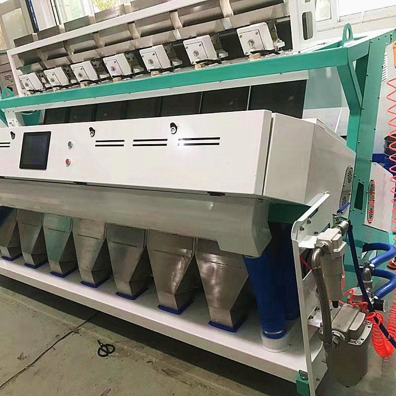 美亞泰凱6sxz-640dc 圓粒色選機   塑料色選機   水洗料色選機   冷凍料色選機  粉體色選機  履帶色選機