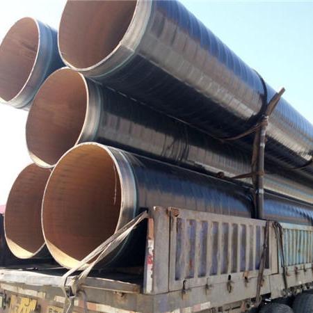 输气用3PE防腐钢管生产厂家 426直径7个厚的3PE防腐钢管价格