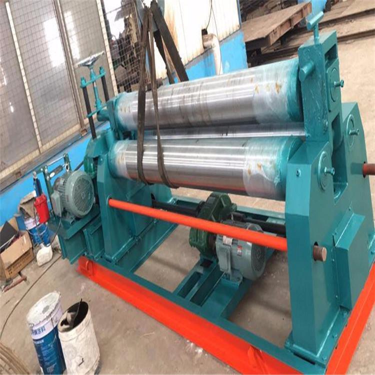 大中小型卷板机 大型机械设备 电动液压卷板机 卷管机侑轩YH-005