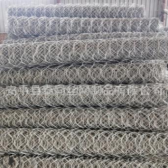 厂家供应 河堤防护石笼网格宾网 生态格宾网 支持定制 质量优