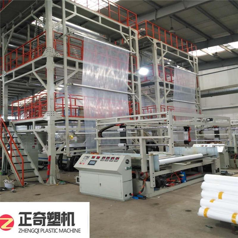 正奇大量批发 现货供应 pc-65地膜吹膜机设备,地膜生产设备