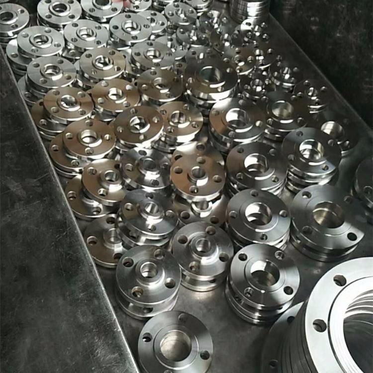 批發304平焊法蘭盤蓋板