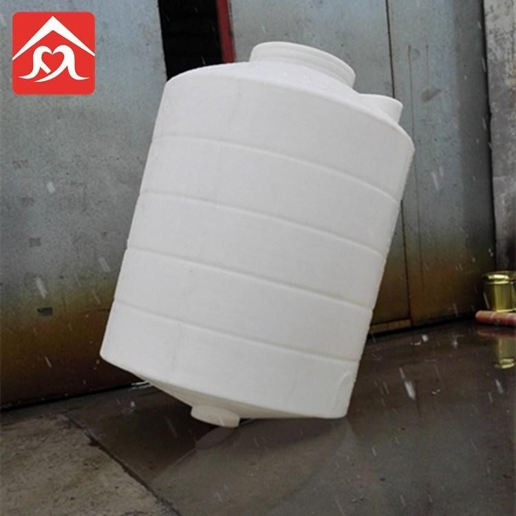 合肥塑料水塔廠家 錦尚來供應1噸錐型牛筋料儲罐外加劑母液儲料罐水處理pe水箱 現貨