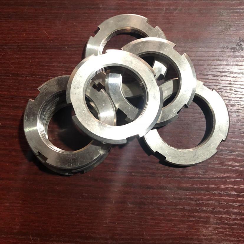 不銹鋼 304 圓螺母 各種型號加工定制