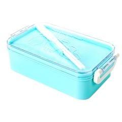 红素保温饭盒成人便当盒可微波炉加热餐盒 500件起订不单独零售图片