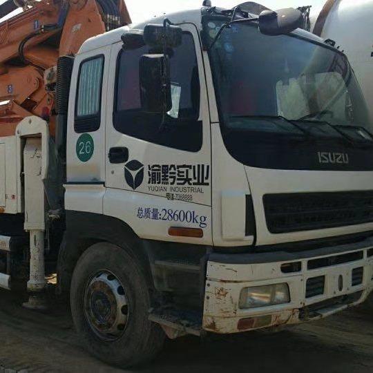 ZOOMLION/中联重科泵车,二手泵车,三一泵车,中联泵车 38米泵车