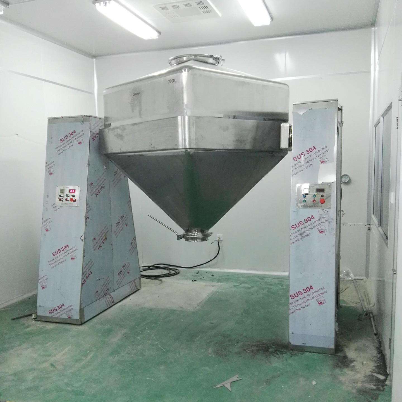 厂家直销固定料斗混合机,厂家直销新达混合机,厂家供应HGD-1000方锥,厂家供应固定方锥料斗,直销大型方锥