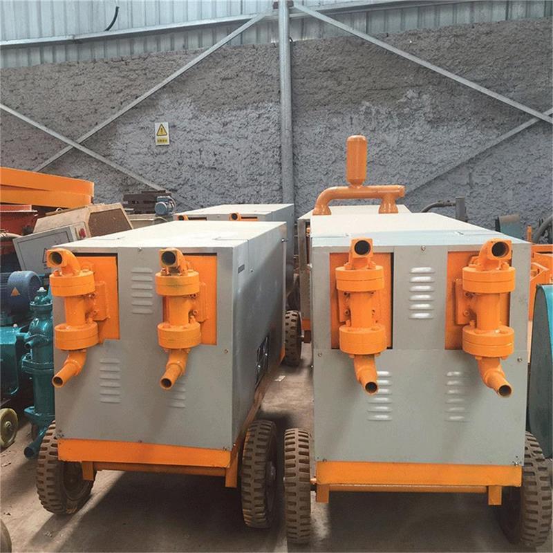 巷道支護灰漿注漿泵 液壓灰漿灌封機