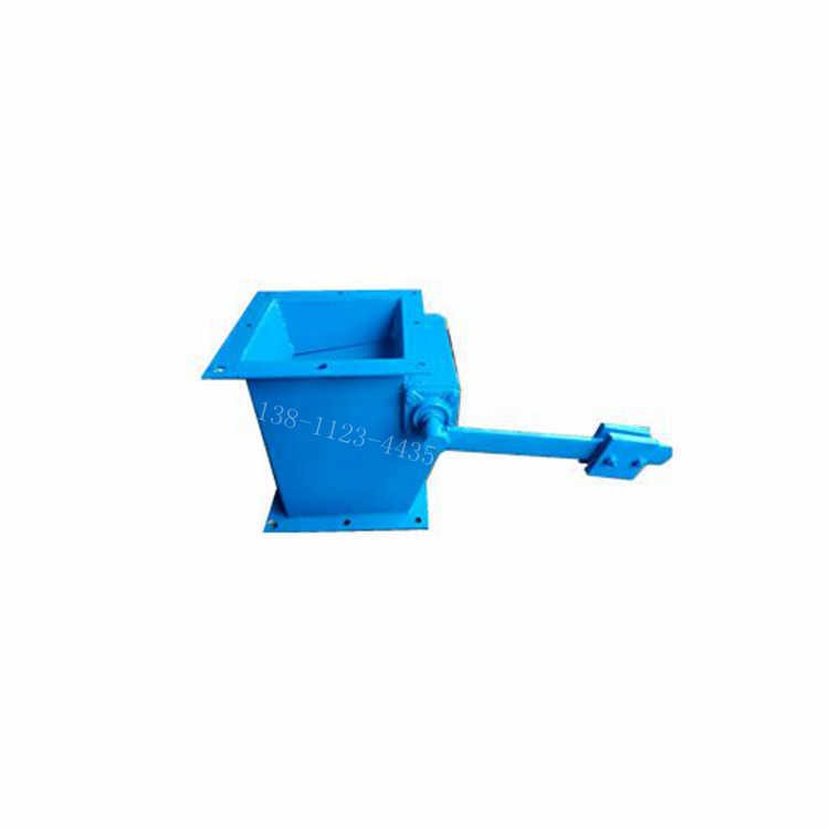 廠家直銷翻板閥 單雙層翻板閥 重力重錘式 氣動 電動翻板閥鎖氣好