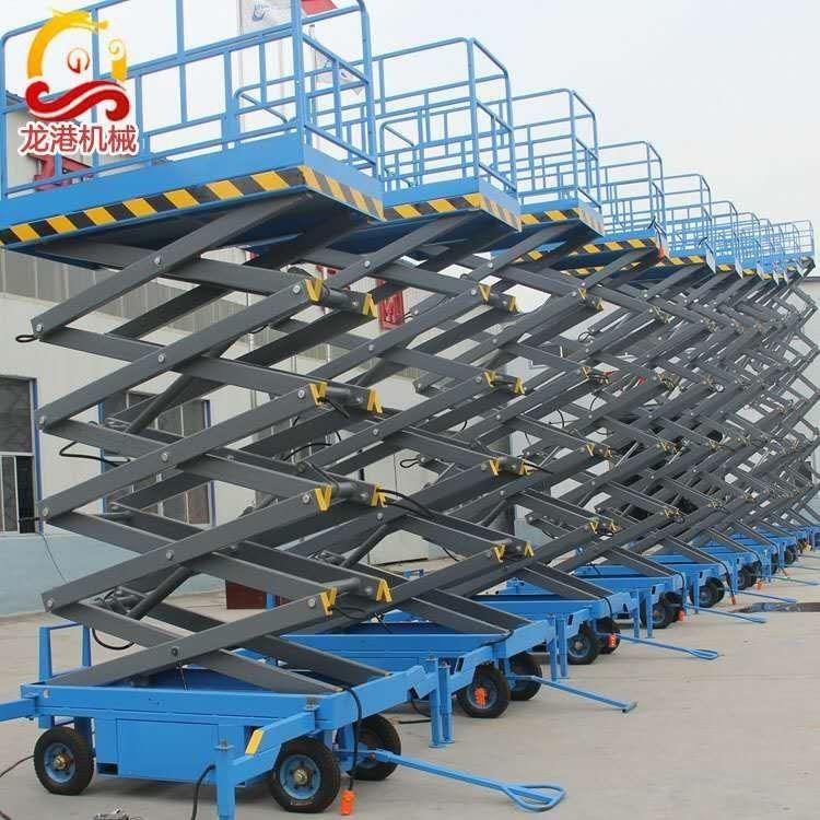 厂家供应sjy0.5-10电动式升降机_车载式升降机_移动式升降机