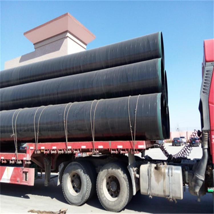 国标防腐钢管 埋地式3pe防腐钢管厂家价格