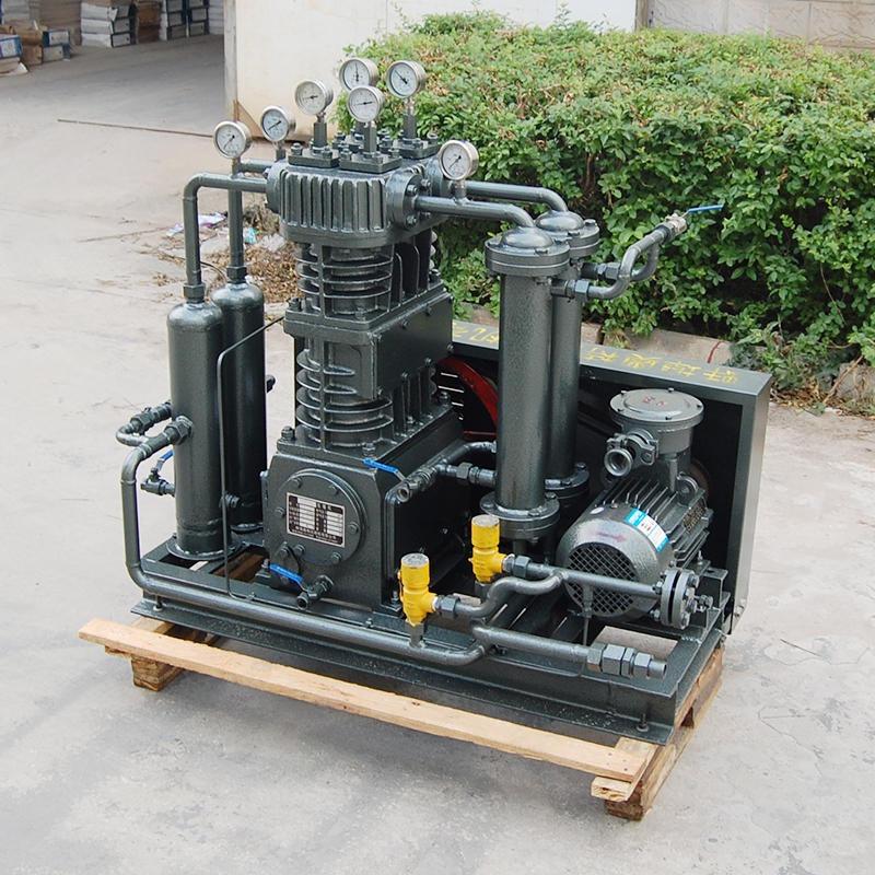 奧特ZW-0.4/(-0.5-5)-25活塞式硫化氫壓縮機