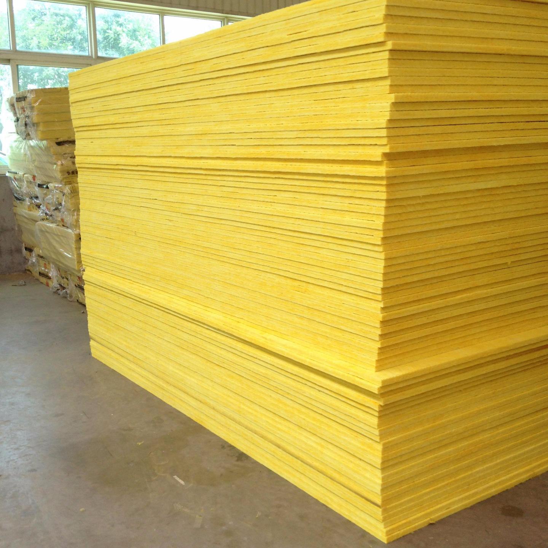 中悅 常年銷售空調板離心玻璃棉板廠家直銷 質優價廉