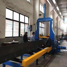组立机江苏厂家直销抚州 规格齐全  终身保修点焊钢结构组立机