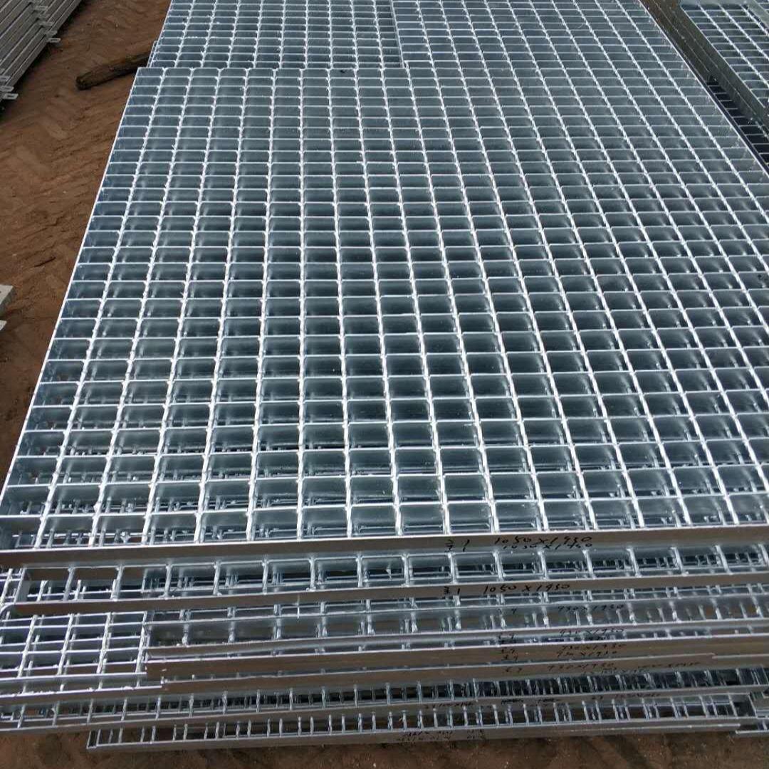 貴泰熱鍍鋅鋼格柵板G253/30/50平臺走廊專用鋼格板/樓梯踏步板 抗壓強防腐蝕 廠家直銷