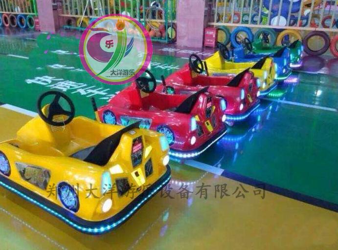 销售火爆儿童游乐极速漂移车 电动漂移卡丁车广场经典游乐项目示例图2