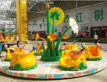郑州大洋专业定制蜜蜂乐园给你不一样的娱乐体验 新款蜜蜂转杯示例图7