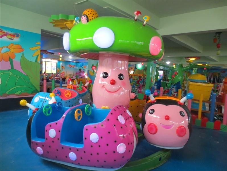 2020新款上市儿童游乐瓢虫乐园 室内豪华瓢虫乐园郑州大洋供应商示例图7