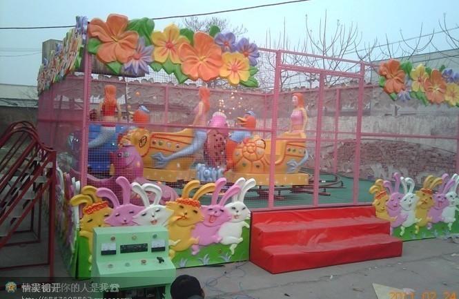 2020室内儿童游乐欢乐喷球车_新款欢乐喷球车项目_郑州大洋欢乐喷球车示例图9