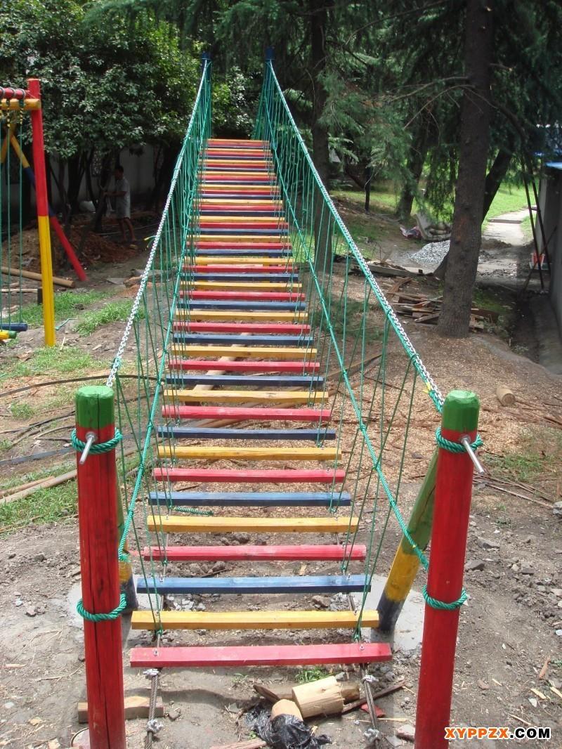 大洋大型游乐场儿童乐园设备体能乐园_专业定制儿童户外体能乐园训练游乐设备示例图3