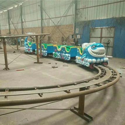 郑州大洋专业生产滑行龙 儿童游乐设备 大型户外游乐滑行龙厂家示例图8