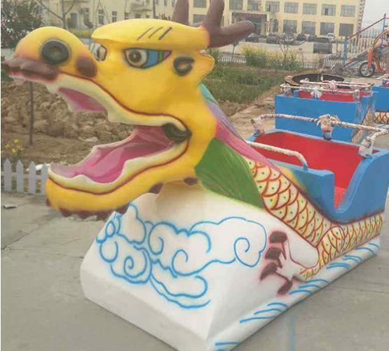 大型户外儿童游乐场游乐设备轨道滑行龙 惊险刺激滑行龙游乐项目示例图4
