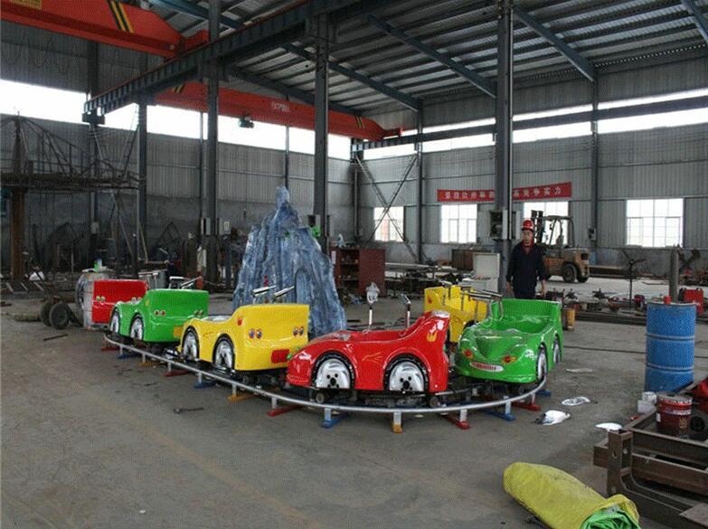 2020款式新颖安全优质夏季热门游乐设备儿童水陆战车 广场水陆战车游艺设施厂家示例图2