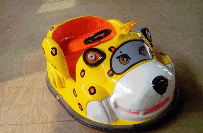 卡通电瓶车儿童游乐设备 现货供应儿童动物卡通电瓶车大洋定制示例图5