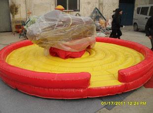 现货供应小型游乐设备斗牛机_大洋优质广场娱乐项目疯狂斗牛机示例图8