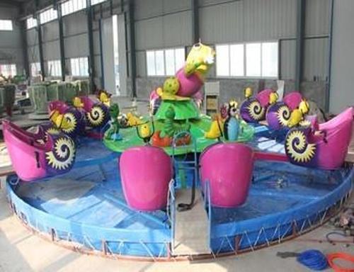 2020新品上市郑州大洋新赚钱游乐设备 摩托竞赛 广场8臂摩托竞赛儿童游艺设施厂家示例图2