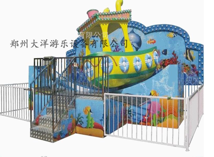 漂流船新型儿童游乐设备 厂家直销16座漂流船小型户外大洋供应游艺设施厂家示例图7