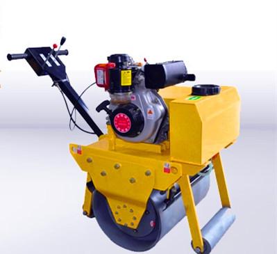 远景机械热销重型单轮压路机 加重款YJ730柴油压路机 手扶式压路机 小型压路机示例图9