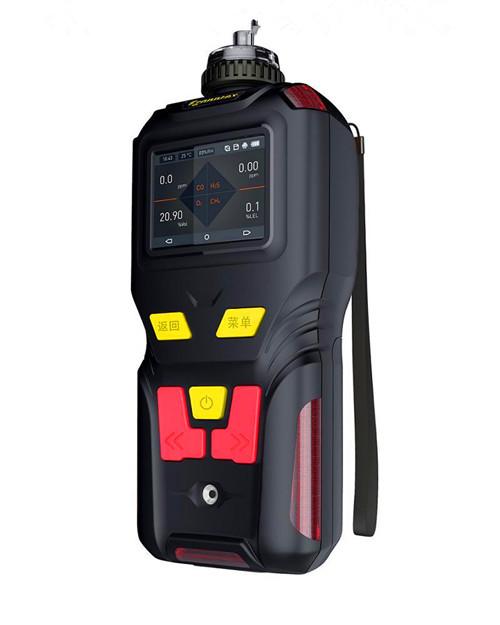 LB-MS4X便携式臭氧检测报警仪|便携式快速检测臭氧气体浓度示例图2