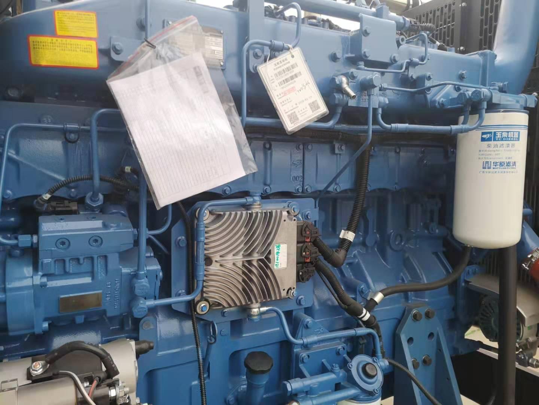 600KW发电机