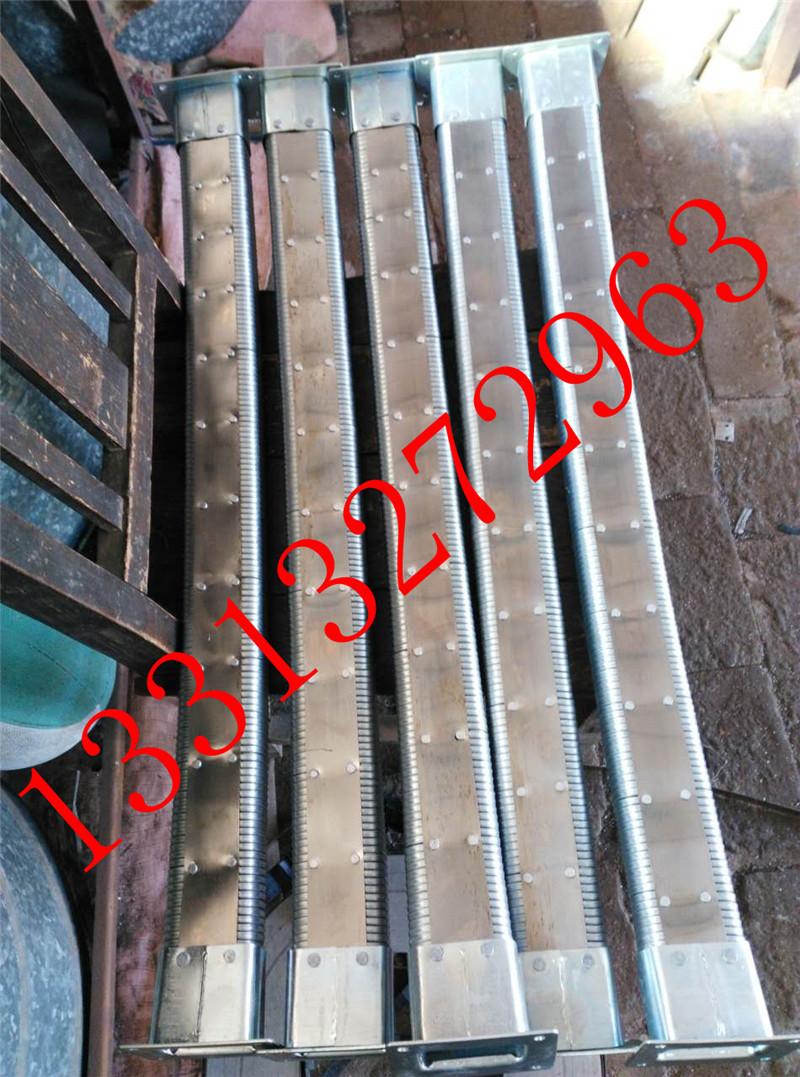 35.60JR-2矩形金属软管 线缆保护金属软管 金属矩形管 穿线矩形管 穿线拖链纯金属原材料制成示例图10